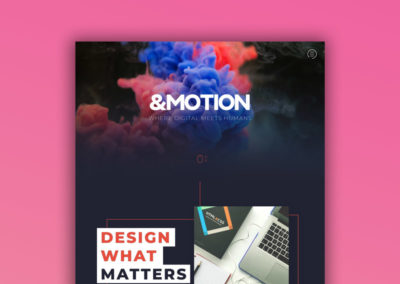 Landing Page – Daily UI Challenge #003